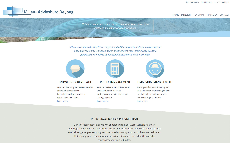 Milieu- Adviesburo Ted de Jong